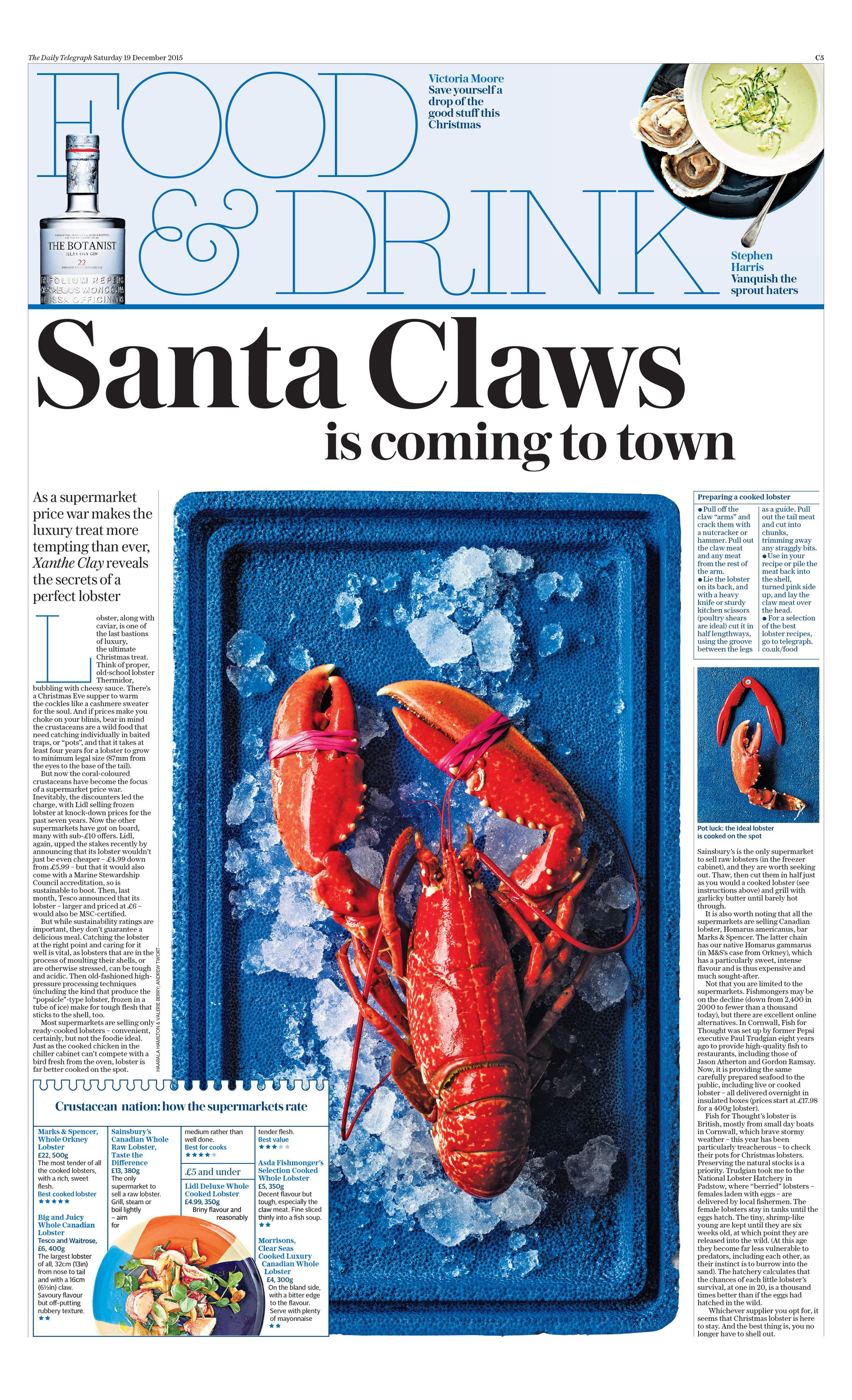 2.3 18 Daily Telegraph Food and Drink 5_