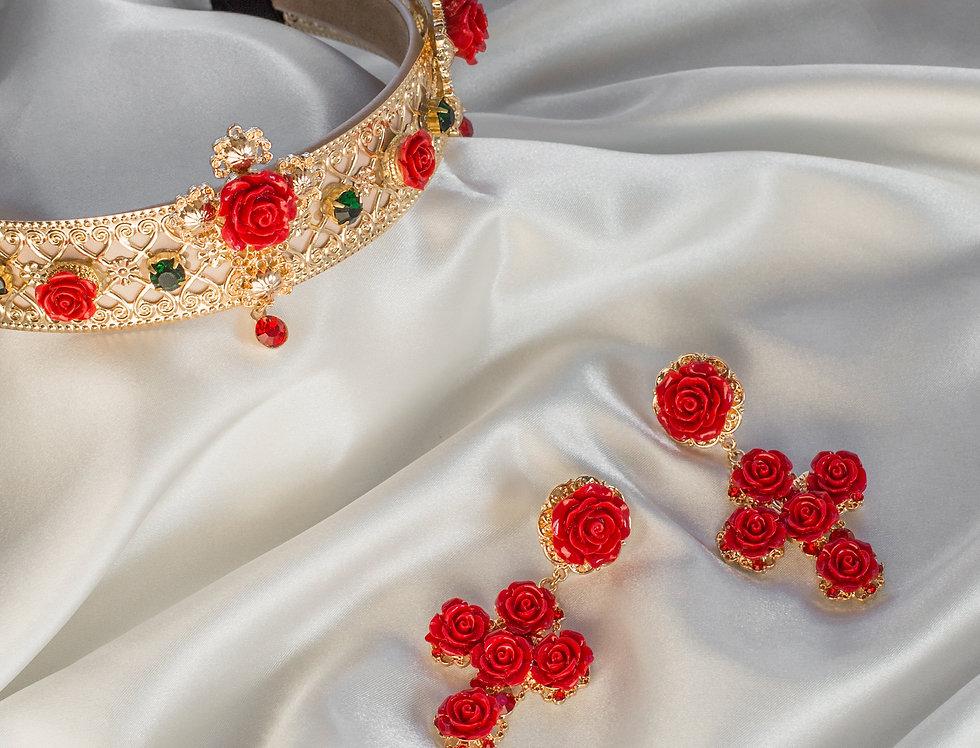 Valentina Crown Set