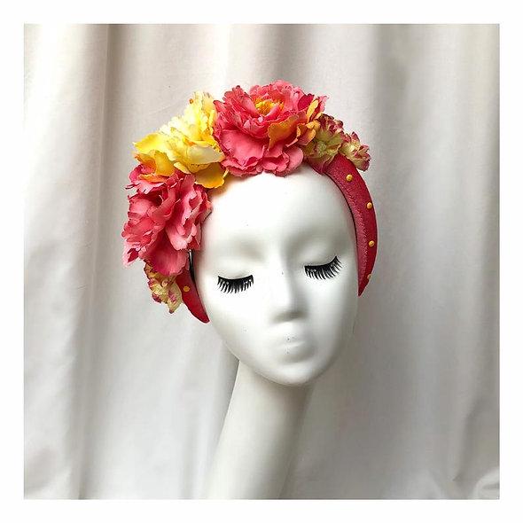 Dotty's Sister Flower Crown