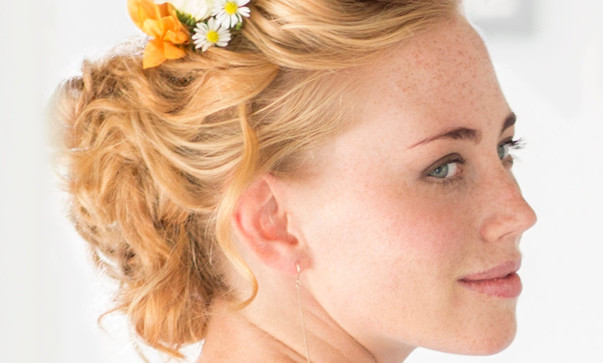 Hair Ups (Wedding or Special Occasion)