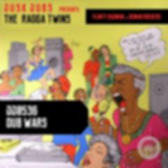 DD0536 - Dub Wars (Ragga Twins) with Bla