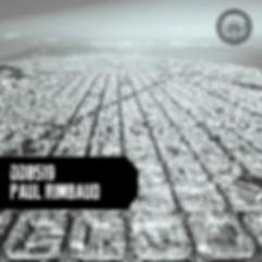 DD0519 - Paul Rimbaud artwork with type