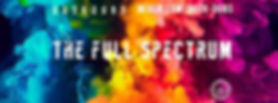 The Full Spectrum April 2019 Artwork (BA
