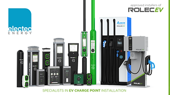 Electec Energy Rolec Charge Point Approv