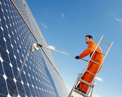 Benefits of cleaning your solar panels