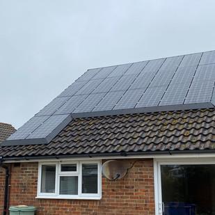 SolaSkirt on smaller PV panels