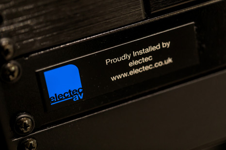Installed by Electec