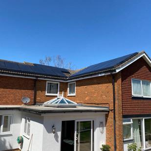 Solar panel pigeon proofing - SolaSkirt