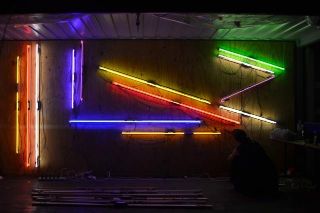 neon teaser - straight