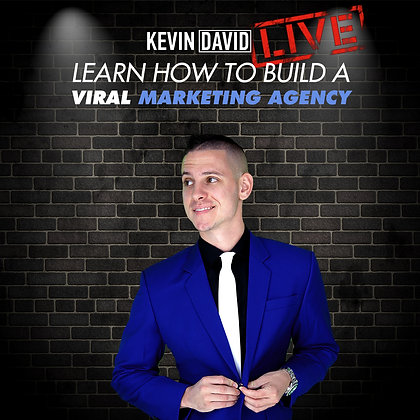 Social Media Marketing Agency - Webinar By Kevin David