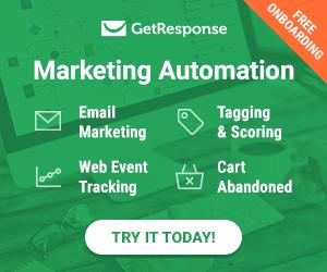 GetResponse, Online marketing solution