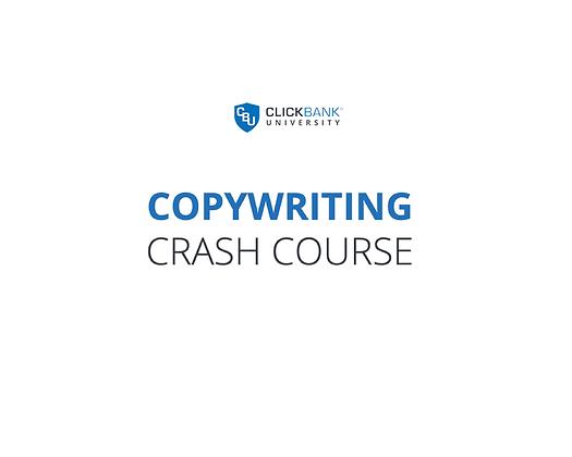 ClickBank COPYWRITING CRASH COURSE