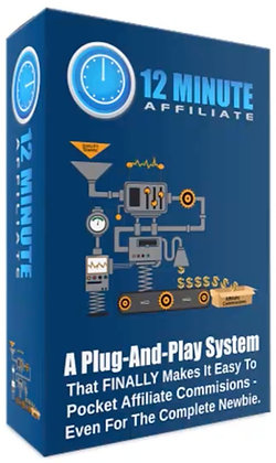 "The ""12 Minute Affiliate"" System - Program By Devon Brown"