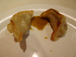 Dumpling anyone, just add FLAVOR!