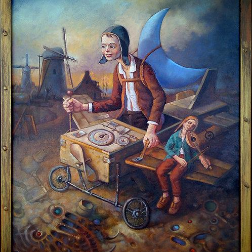 artandculture dariusz miliński