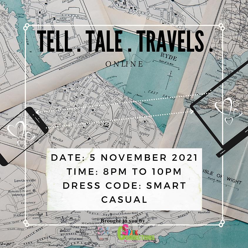 Tell Tale Travels (Online)