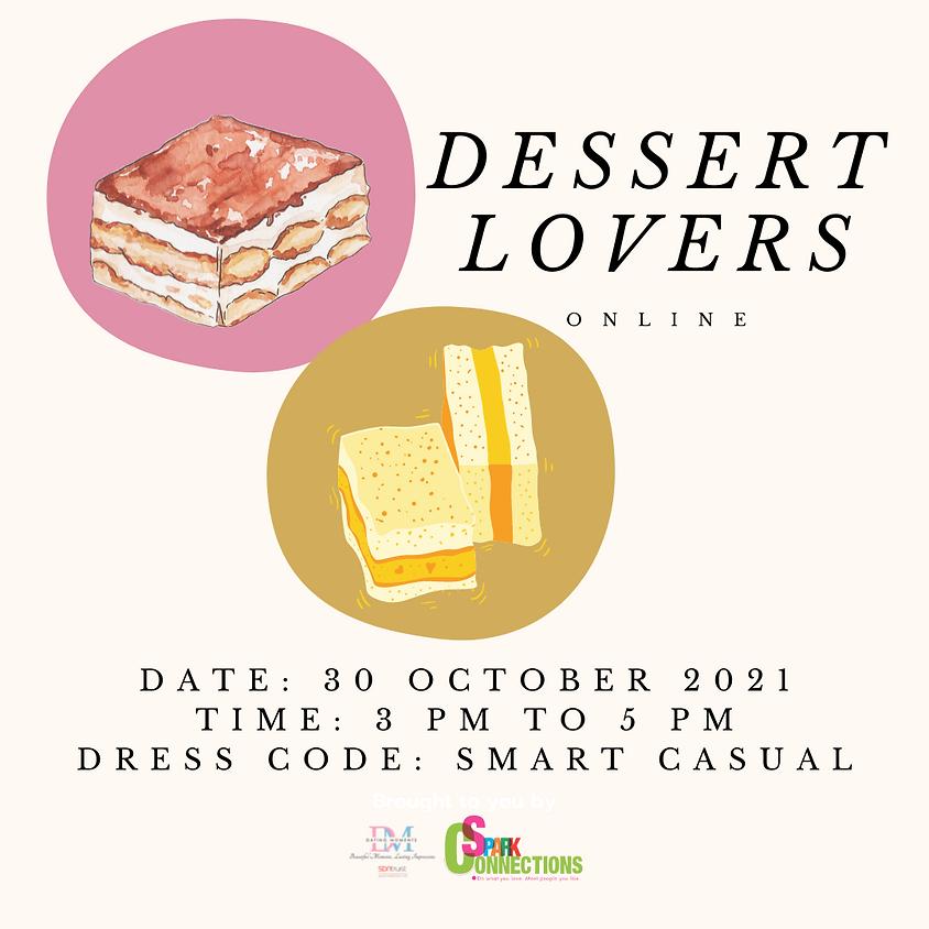 Dessert Lovers (Online )