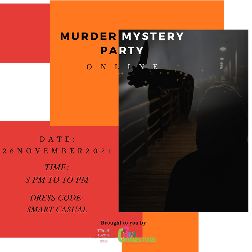 Murder Mystery Party (Online)