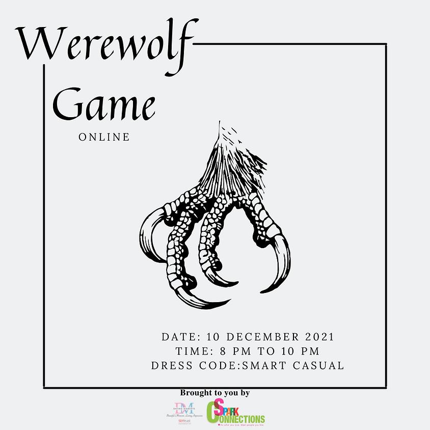 Werewolf Game (Online)