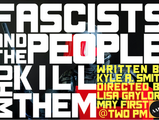 FASCISTS AND THE PEOPLE WHO KILL THEM