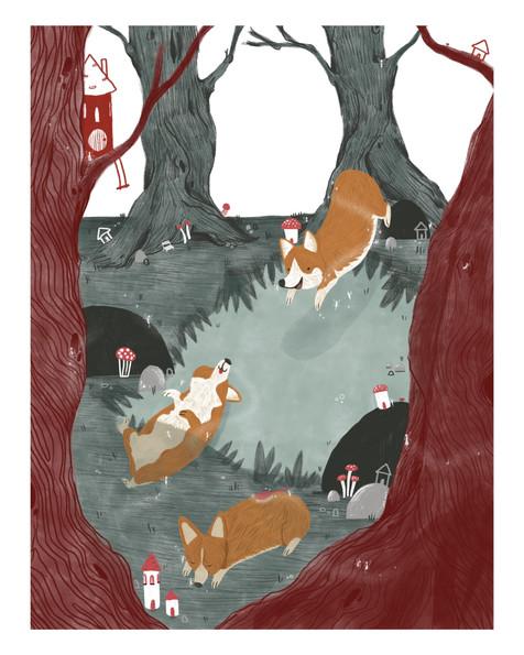 Corgis: Fairies' Best Friend