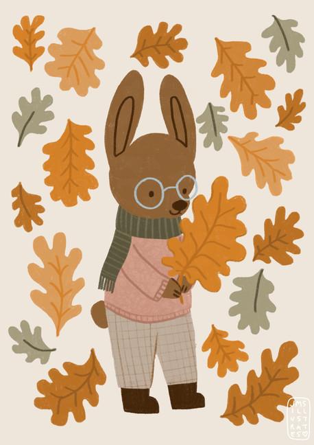 Autumn Bun Jennifer Mae Spooner