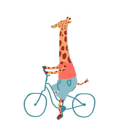 Jefferson the Giraffe