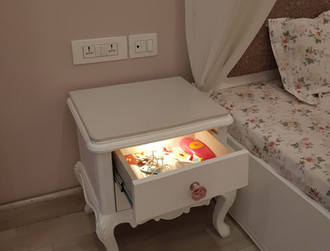Bed Sidetable