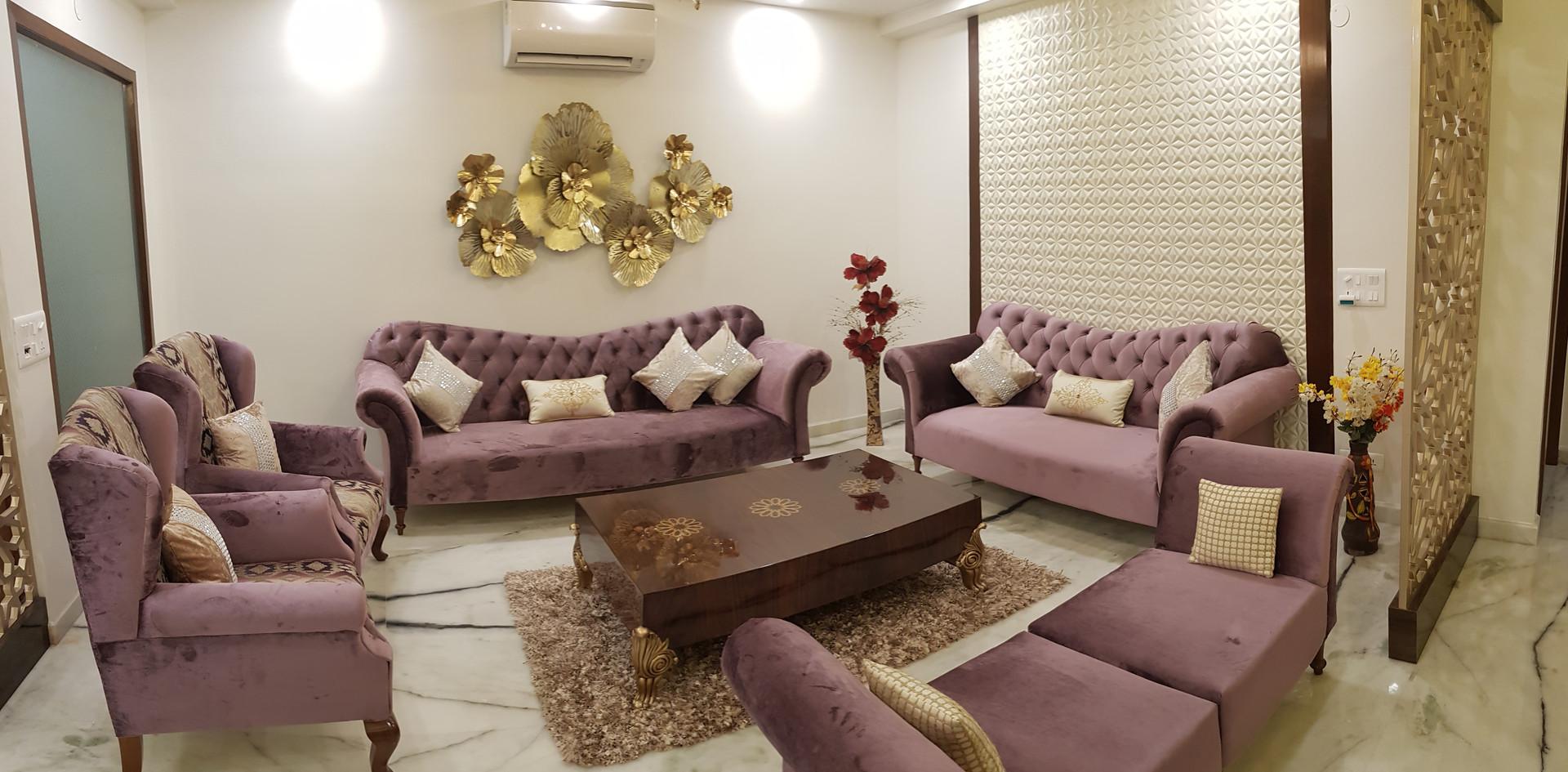 Liviong Room Sofa
