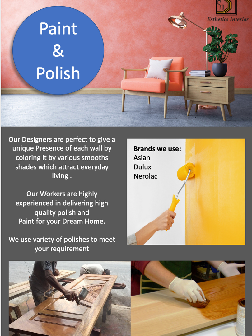 Paint & Polish Work