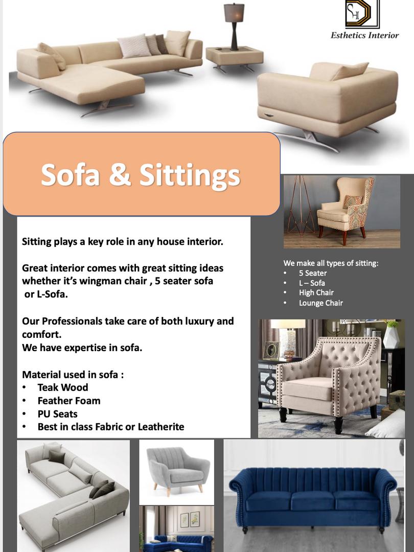 Sofa & Seaters