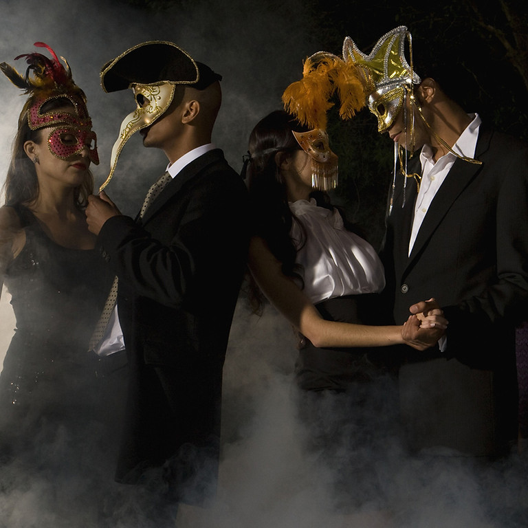 Bridgerton Masquerade