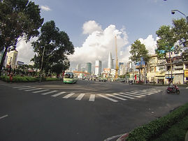 Jorge Necesario - Backpacking.cz: Low-cost traveling in Vietnam - Ho Chi Minh