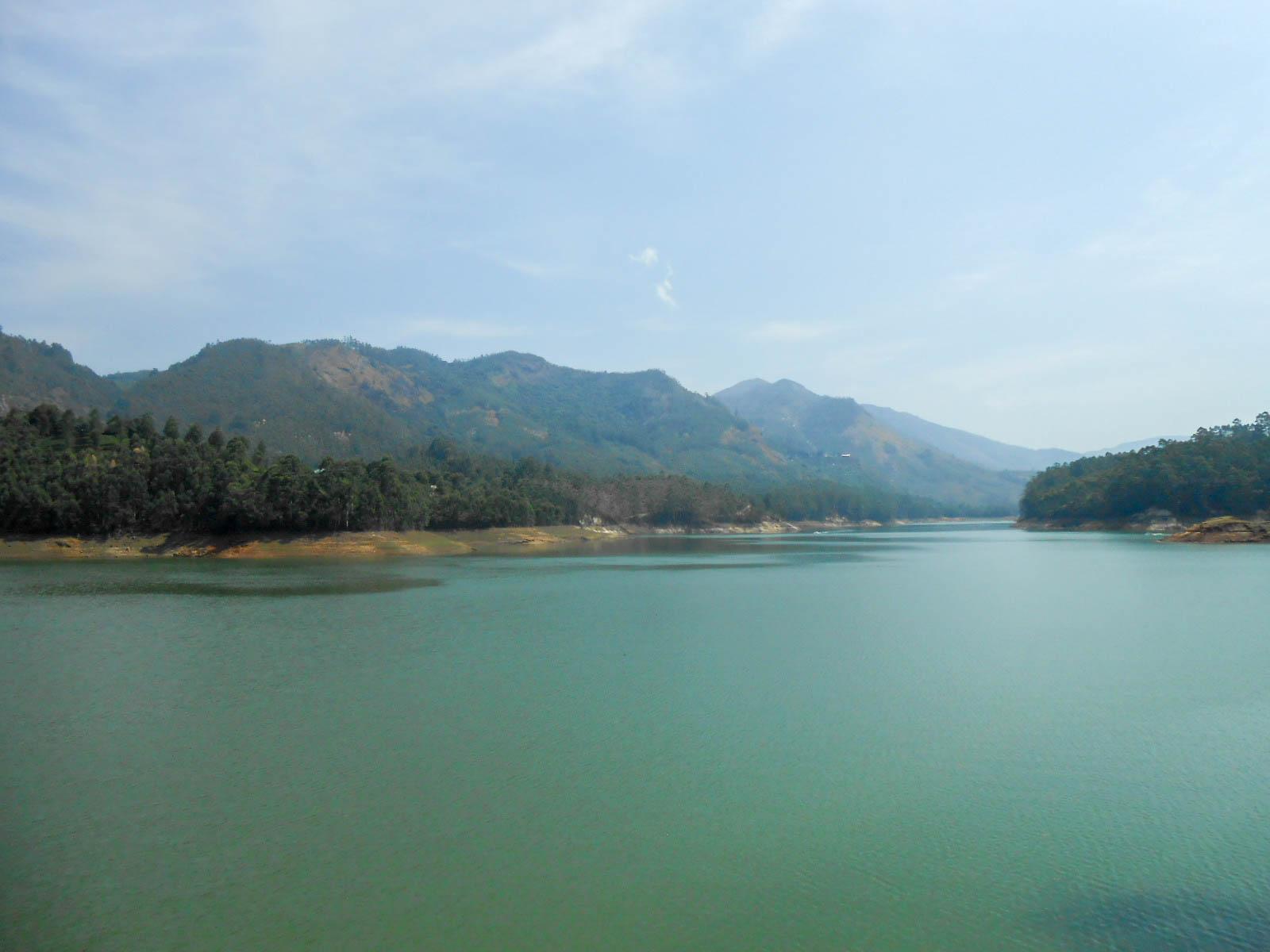 Mattupatti Dam, Munnar, Kerala