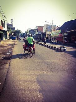 Doprava a transport v Indonésii