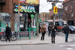 Urban street photography Toronto