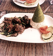 Jorge Necesario - Backpacking.cz: Indonesian cuisine