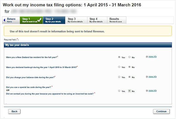Tax Refund: Vraceni dani z Noveho Zelandu