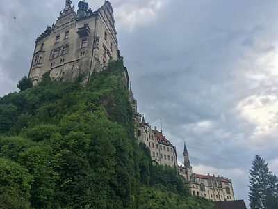 Backpacking.cz: EV6 - Sigmaringen