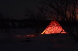 Backpacking.cz: Abisko Sweden