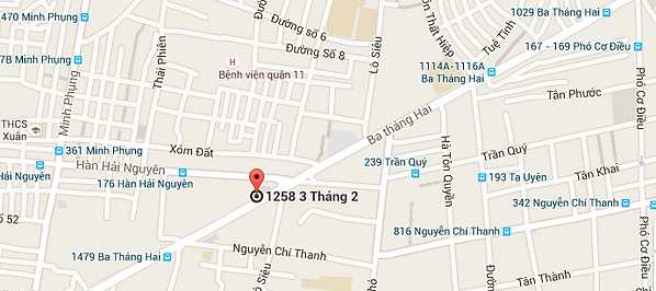 Backpacking.cz: Electronics stores in Ho Chi Minh - Saigon