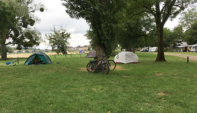 Backpacking.cz - EV6: Camping Touristique de Gien