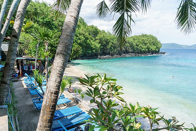 Blue Lagoon Padangbai Bali