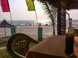 Relax on Benaulim Beach