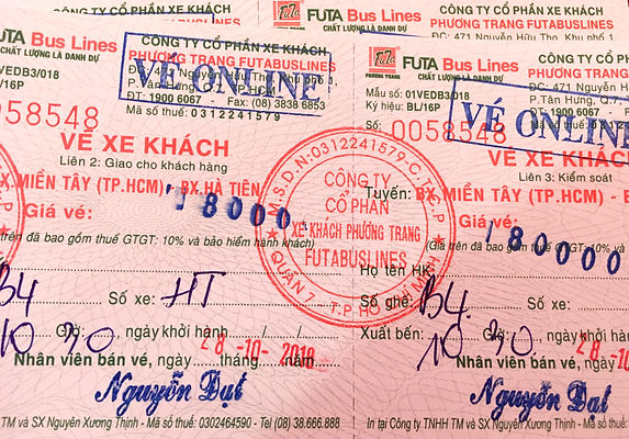 Transport from Ho Chi Minh to Phu Quoc