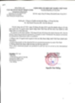 Approval letter Vietnam tourist visa online