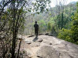 Průvodce, Chinnar Wildlife Sanctuary