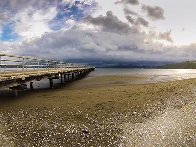 Petone Wharf Wellington