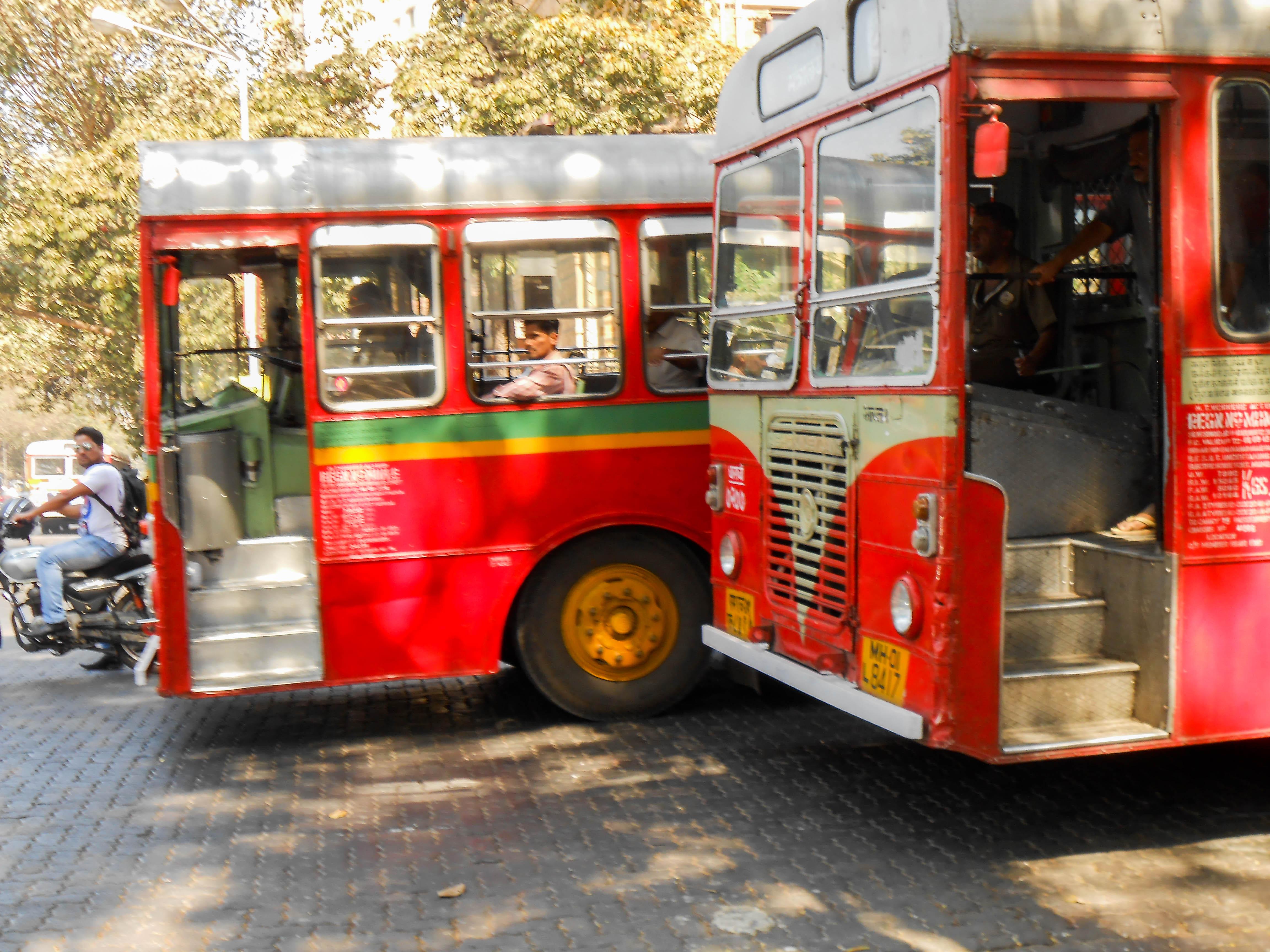 Mumbajské MHD