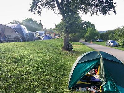 Backpacking.cz - EV6: Campingplatz Wahlwies